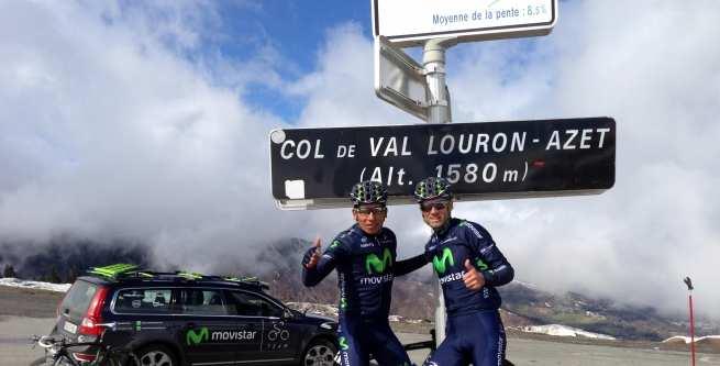 Valverde y Quintana en Val Louron