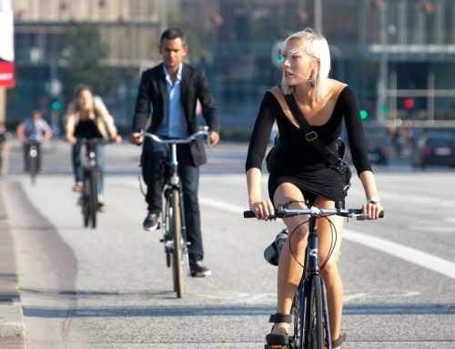 Los municipios lanzan sus recomendaciones para el uso de la bicicleta en la ciudad