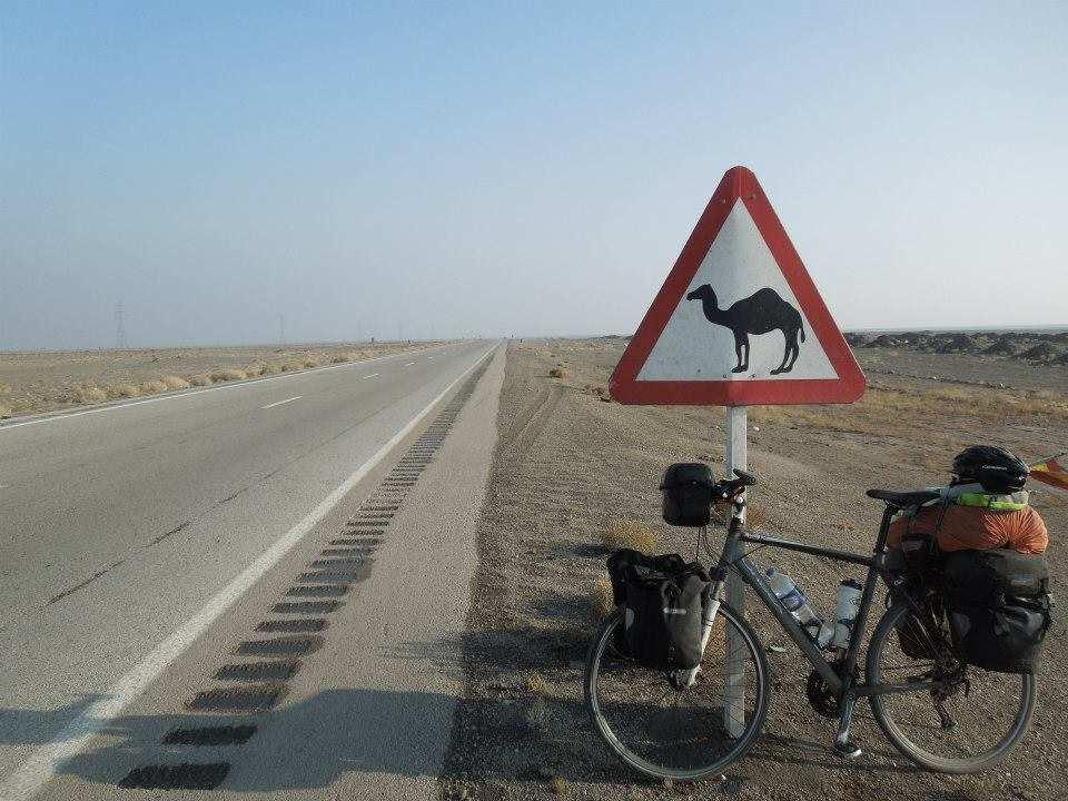 carretera irani