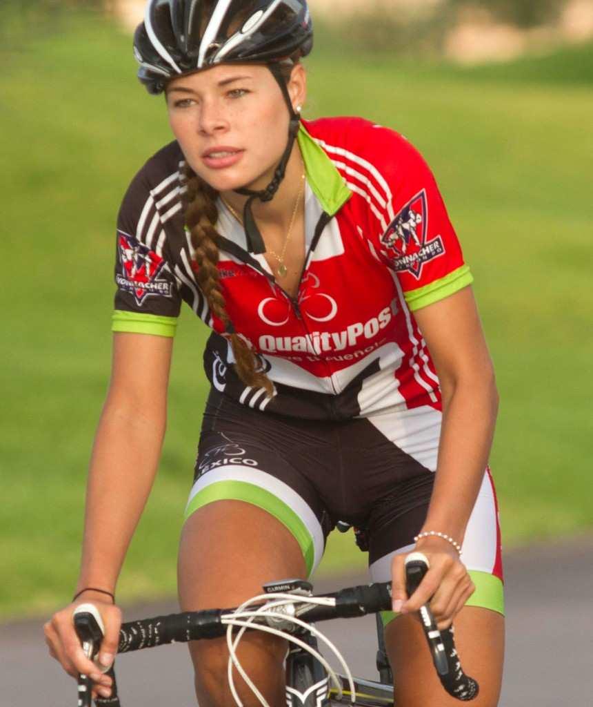La joven mexicana Ingrid Drexel