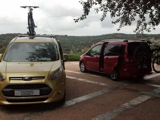 Tourneo Connect y Tourneo Courier