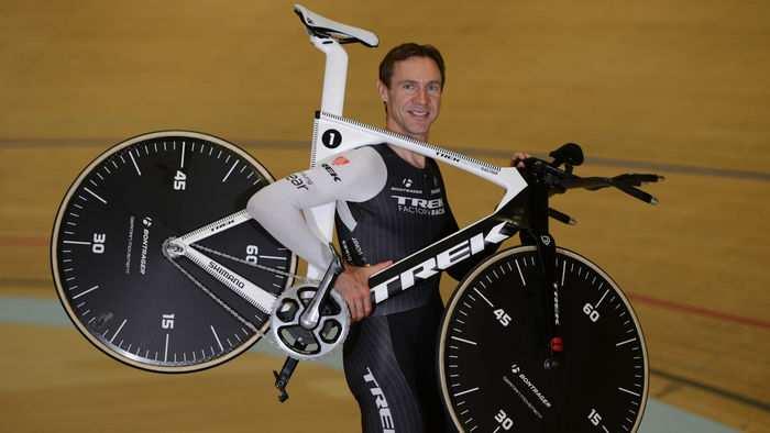 Bici Récord hora Jens Voigt