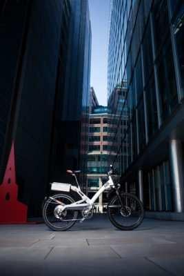 bicis eléctricas A2B