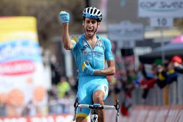 La gran revelación de la Vuelta, Fabio Aru. Tiene futuro este corredor