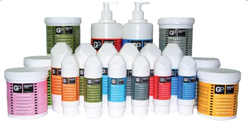 Gama de productos Galius Sport
