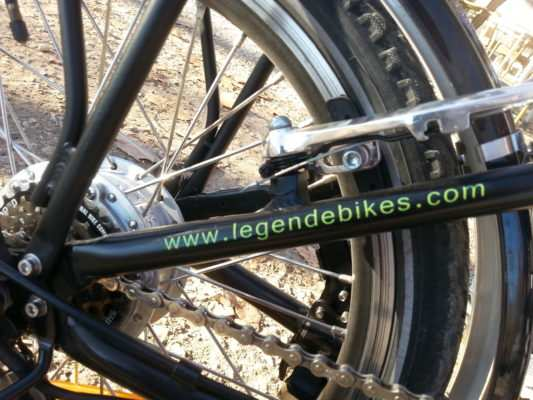 bici electrica low cost