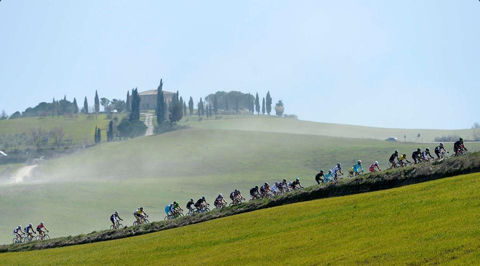 Ciclismo en Toscana