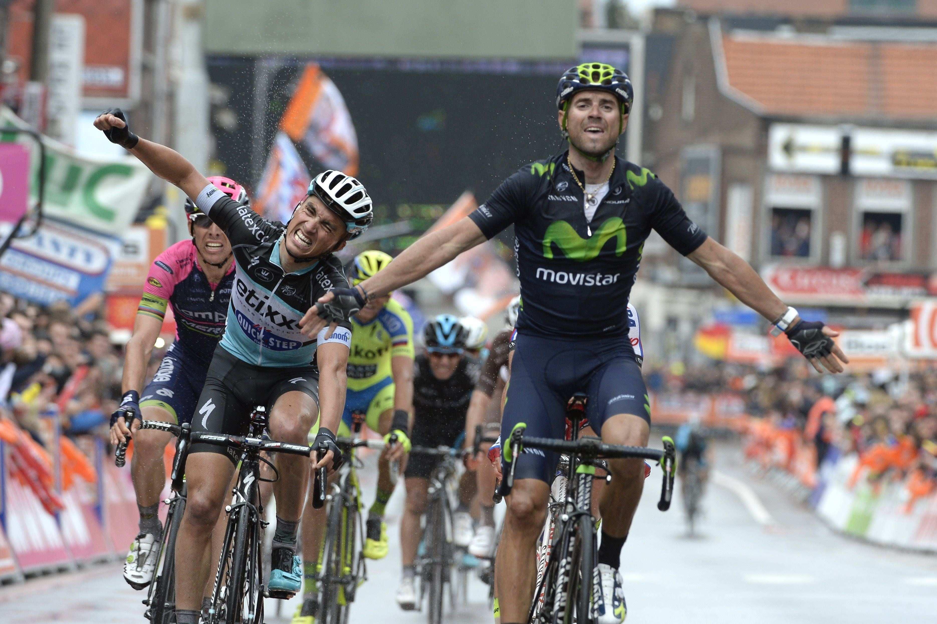 Valverde gana Lieja 2015