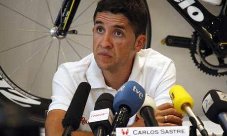 Comentarista Giro de Italia