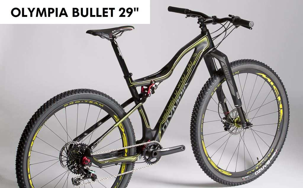 Olympia Bullet 29 pulgadas