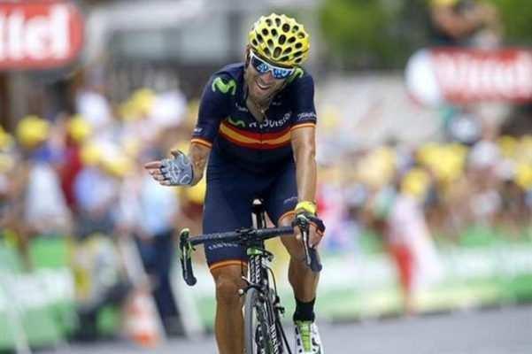 Alejandro Valverde número 1 del mundo según el ranking UCI