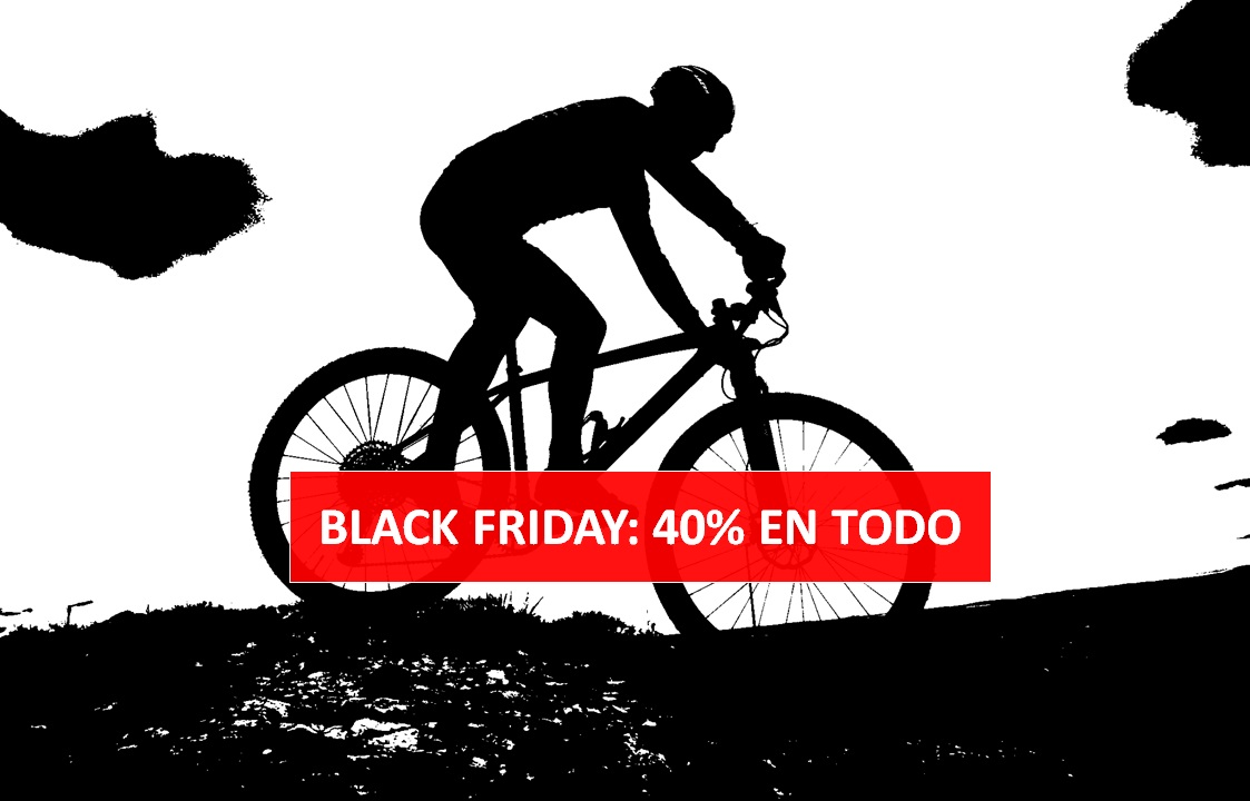 Black Friday ciclista 2019