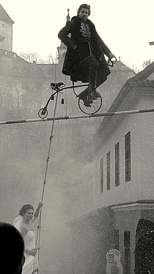 Boda Peter Sagan circo