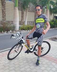 El maillot de Alberto Contador