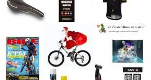 Regalos para ciclistas de Navidad
