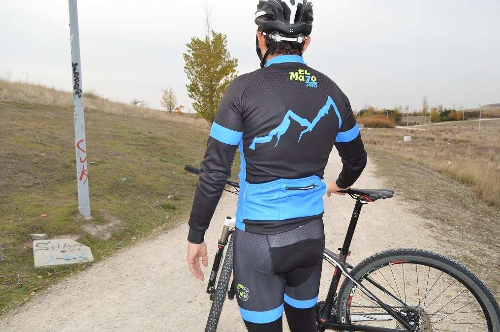equipación ciclista invierno alta calidad