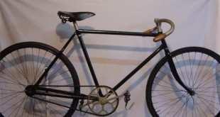 Bicicleta de 1903 con la que se disputó el primer Tour de Francia