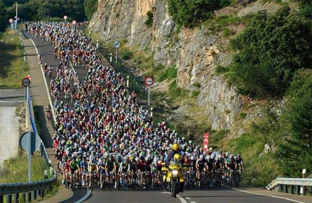 Quebrantahuesos ciclismo