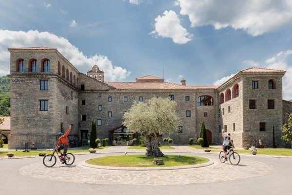 Barceló Monasterio de Boltaña para ciclistas (2)