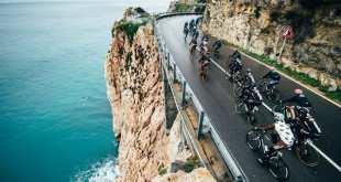 Bonita imagen de la Milán San Remo de la edición anterior