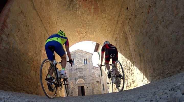 Toscana carrera ciclista
