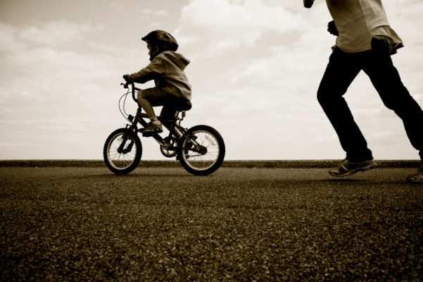 Así es como muchos aprendimos a montar en bici