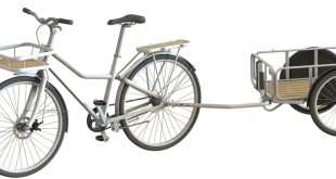 Bicicleta Sladda de Ikea