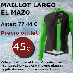 Outlet Largo Mazo