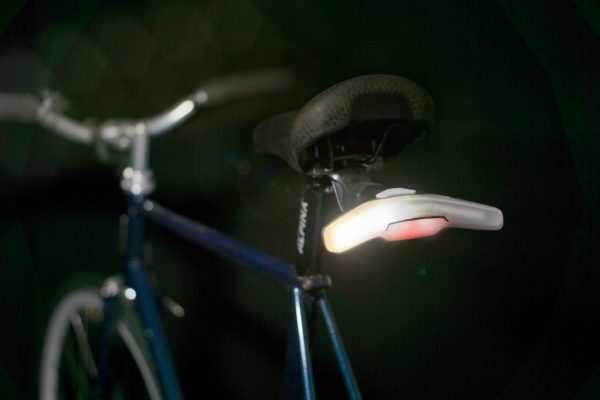 Funcionamiento intermitentes en la bicicleta Blinkers