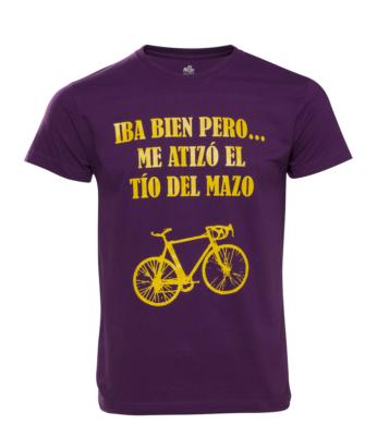 camiseta ciclismo El Tío del Mazo