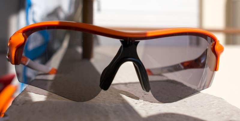 lentes fotocromáticas ciclismo