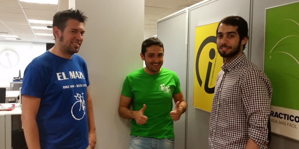 Camisetas El Mazo