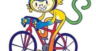 Mascota de los Juegos Olímpicos de Rio 2016