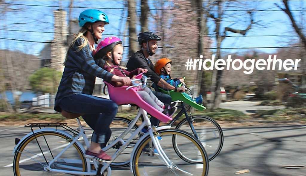 I bert para llevar a los ni os en el manillar de la bici - Sillas para bicicletas para ninos ...