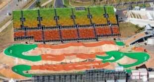 Centro Olímpico BMX Juegos Olímpicos de Río 2016