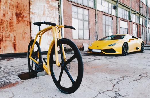 Bicicleta Viks GT Lamborghini