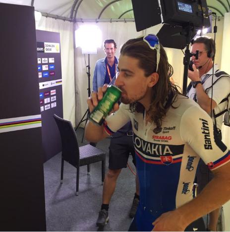 cerveza doha mundial ciclismo