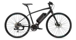 Bicicleta eléctrica de carretera