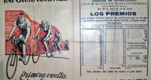 ¿Conoces la historia y los principales datos de la Vuelta Ciclista a España?