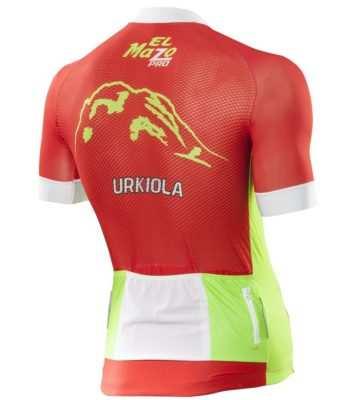 maillot ciclista urkiola