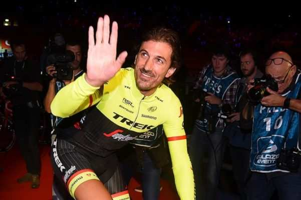 Despedida de Cancellara en Gante