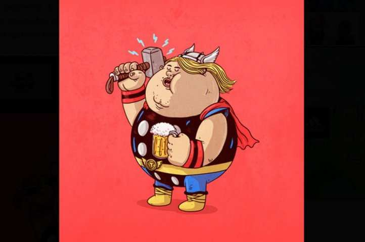 el tío del mazo gordo