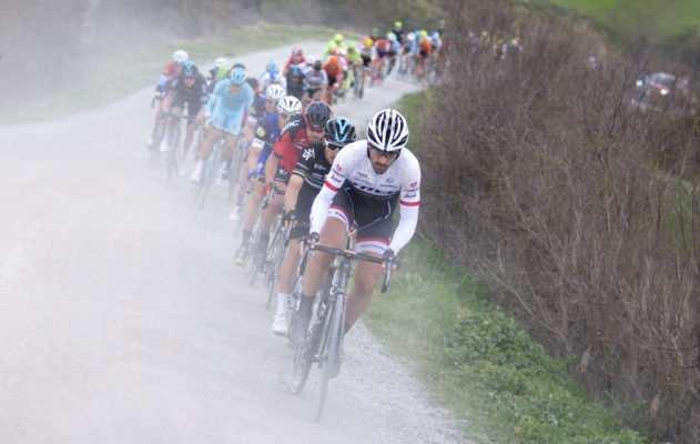Fabian Cancellara y su idilio con la Strade Bianche