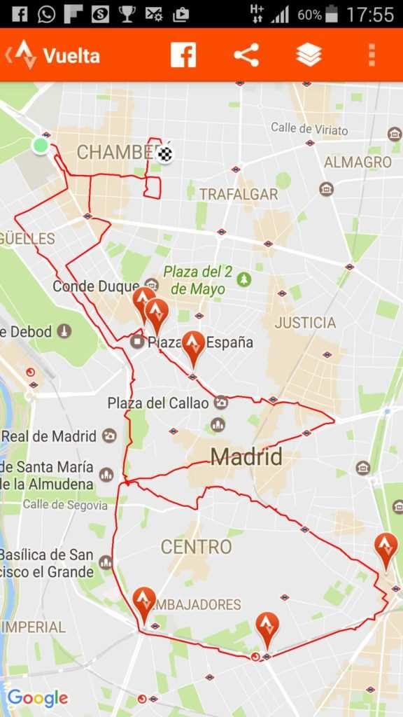 calles cortadas centro madrid