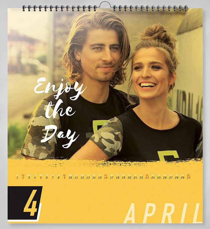 Abril, el mes del amor...