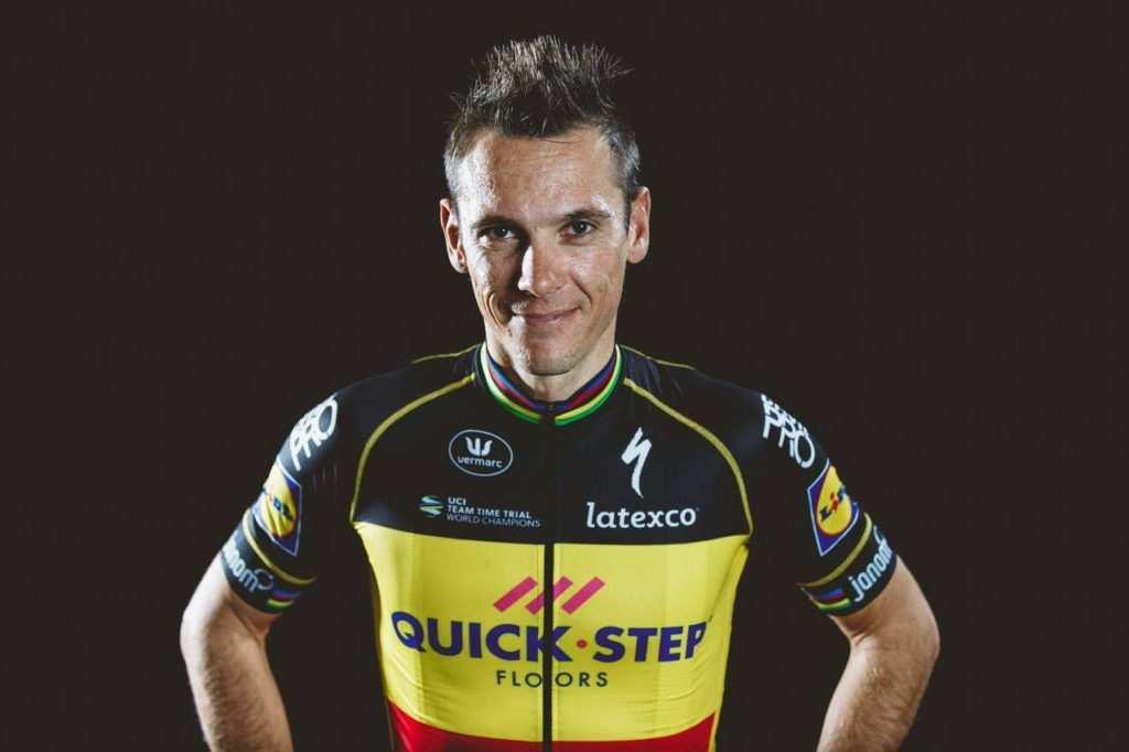 El gran Philippe Gilbert llega a Quick Step tras 5 años en BMC