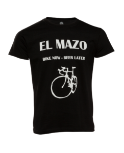 camiseta-bike-now-beer-later-negra