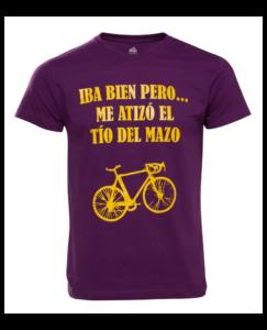 Camiseta a 9,95 € en la Mazo Store. Haz click en la imagen para reservarla.