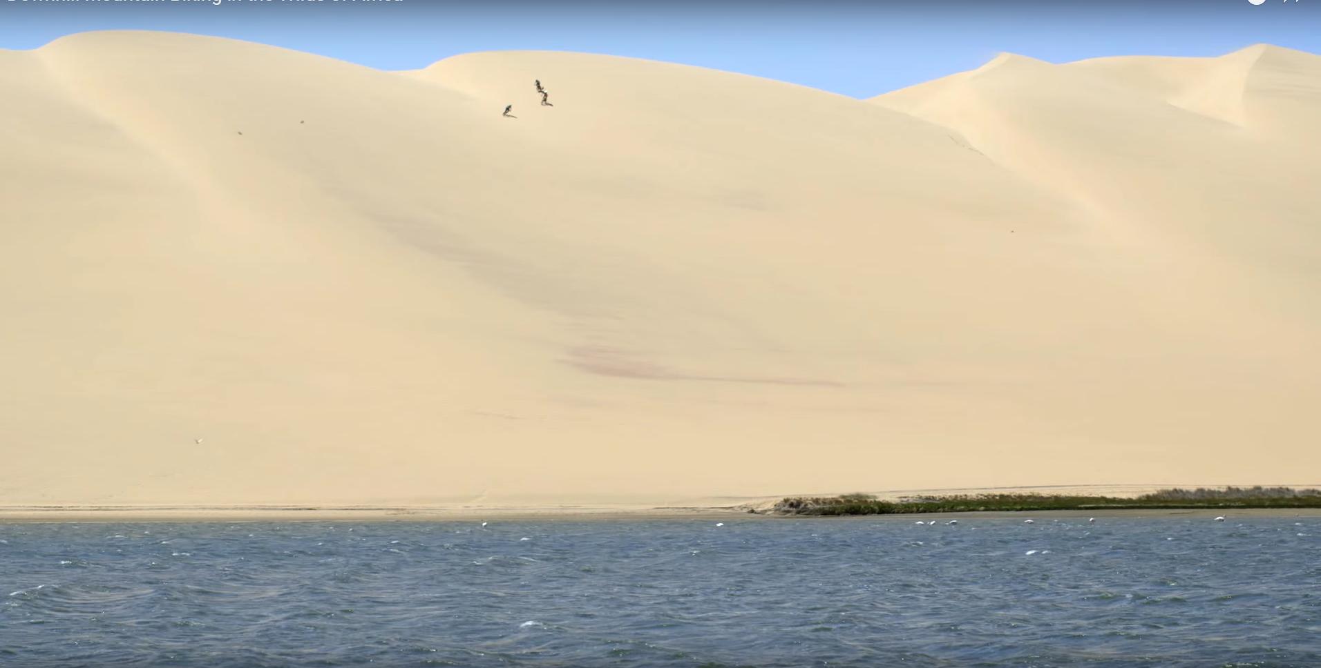 Mountain Bike dunas