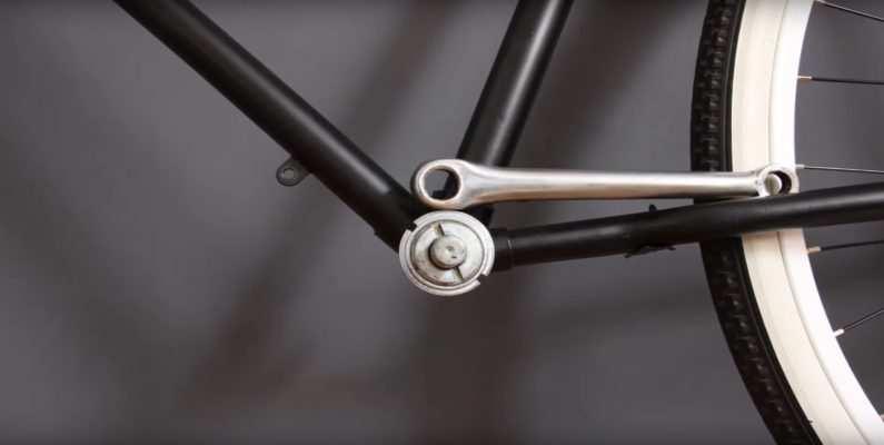 video montar bici stop-motion